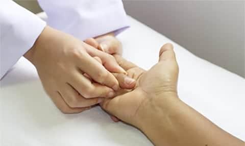 Nieuwsbericht: Handtherapie